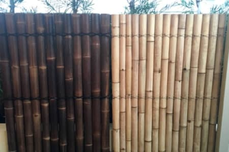 bamboo screening supply company