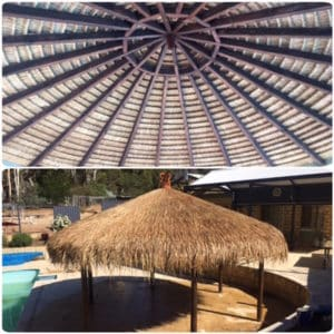 bali hut installation companies