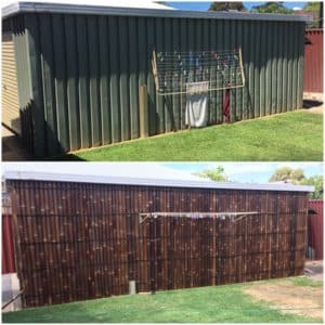 bamboo-screening-on-shed