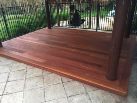 jarrah timber decking perth