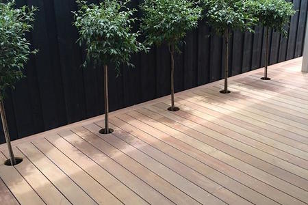 timber decking installers