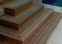 Steps 90mm Decking