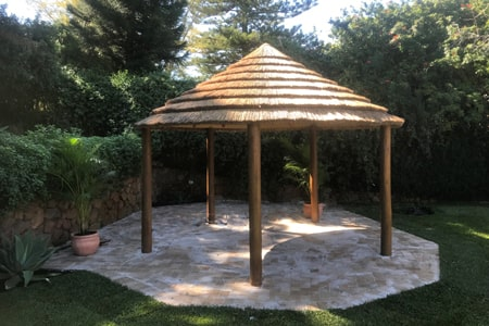 diy african hut kits supply company