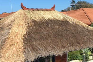 bali thatch repair company in perth wa